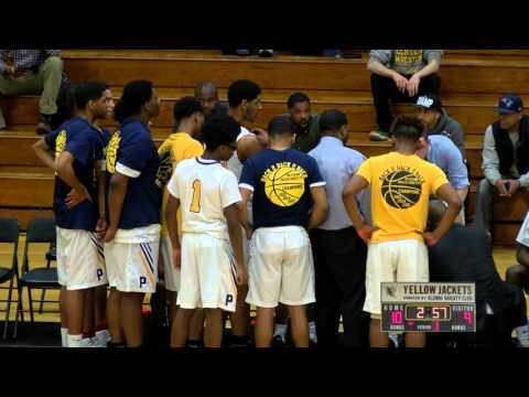 Boys Basketball - Putnam vs. Central 3-8-16 (WMass Semi Finals)