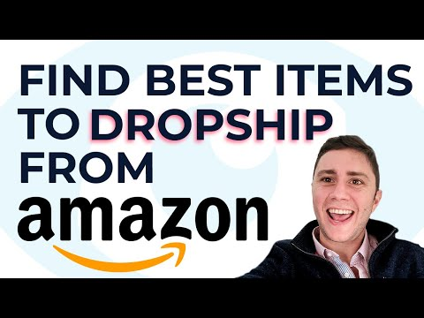Find Best Items to Dropship from Amazon to eBay in 2019 (Full Method Revealed!)