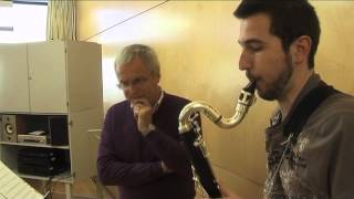 Harry Sparnaay, pioneer on the bass clarinet (2011) trailer