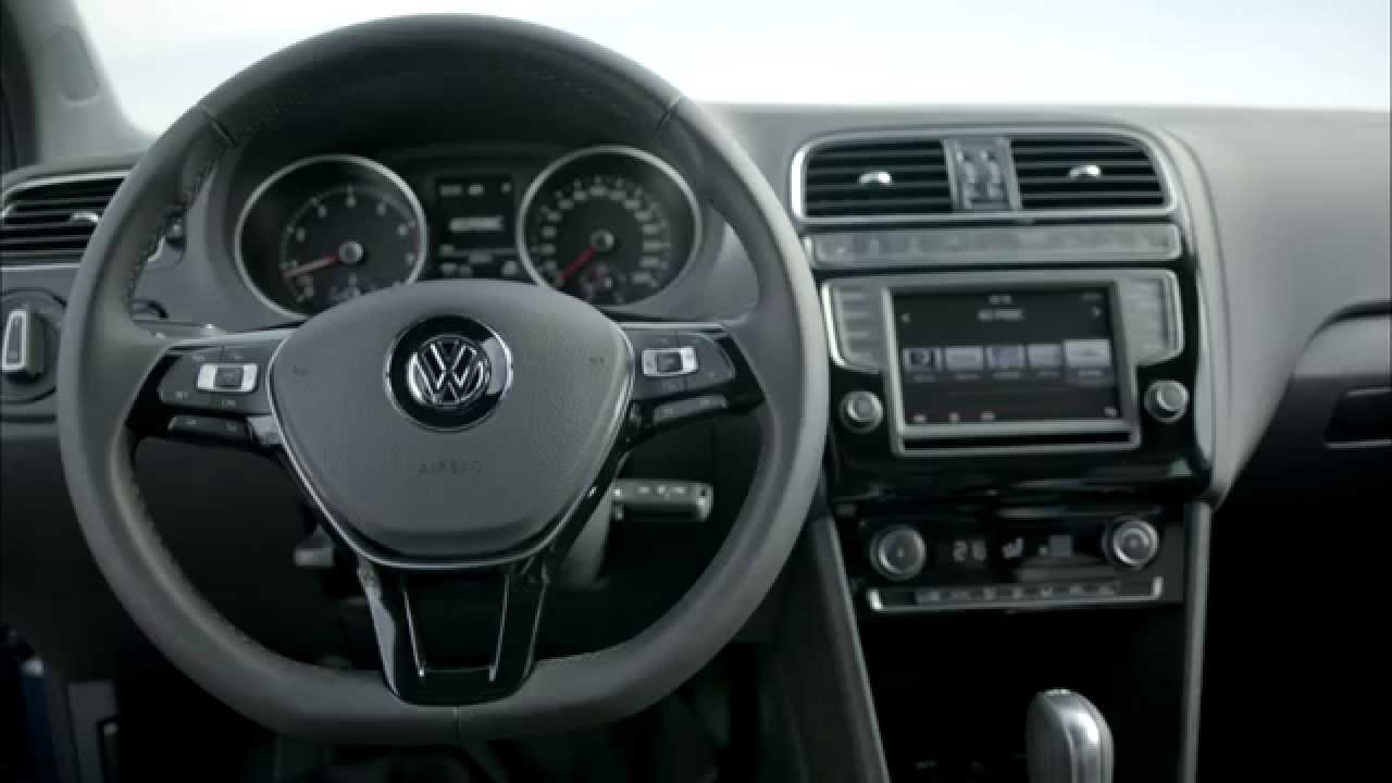 volkswagen polo blue motion interior exterior and drive youtube. Black Bedroom Furniture Sets. Home Design Ideas