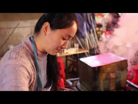 Chinese Street Food, Nanchang, jiangxi, China