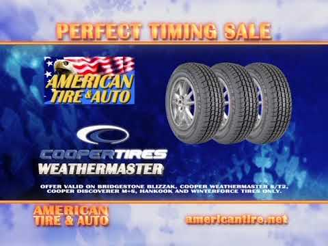 American Tire And Auto >> American Tire Auto Perfect Timing Ad 2017