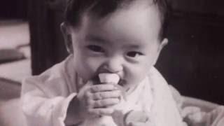 妻音源とりちゃんに唄ってもらった「こんにちは赤ちゃん」。Omoidoriで...