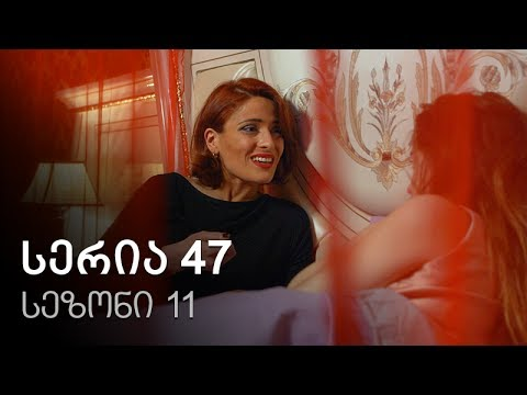 Cemi colis daqalebi - seria 47 (sezoni 11)