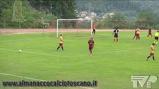 Eccellenza Girone B Zenith Audax-Sinalunghese 1-1