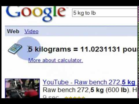 Google Search Tricks and Tips Tutorial & How To