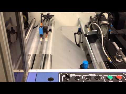 PSR-900 ROLL TO ROLL BAG MAKING MACHINE