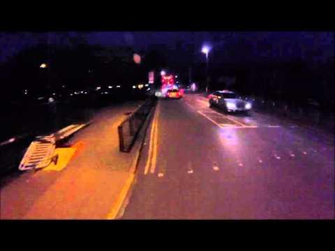 Crazy Taxi, Arbury Road.