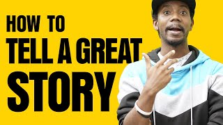 BETTER QUALITY CONTENT EQUALS BETTER STORYTELLING 📚 (5 Storytelling Tips)
