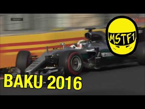 2016 European Grand Prix – Mystery Science Theater F1
