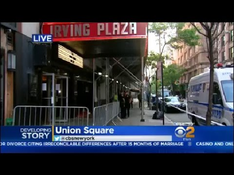 Irving Plaza Shooting Latest