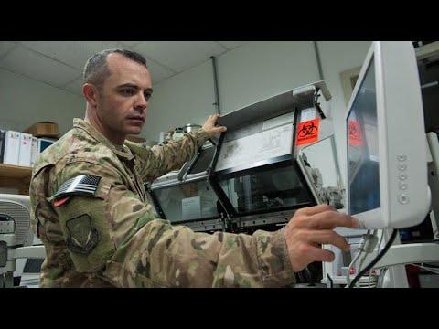 68 alpha (Biomedical Equipment specialist) Army MOS