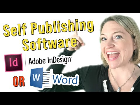 What Software Should You Use When Self-Publishing a Book