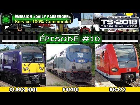 "[LCDG-TV France] Emission ""Daily Passenger"" #10"