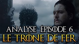 Game of Thrones Saison 8 Episode 6 Analyse & Avis
