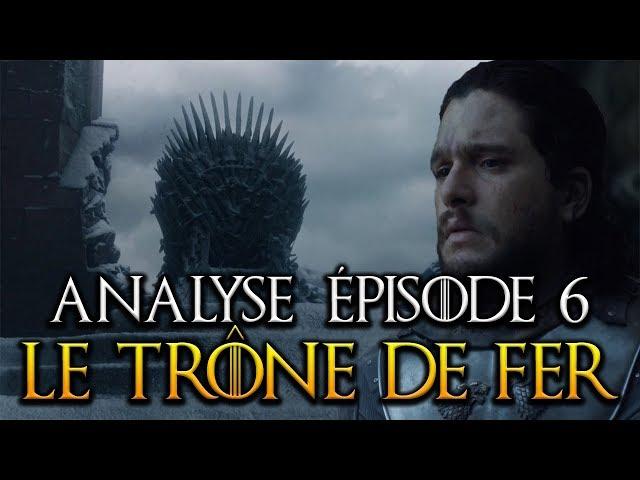 Game of Thrones Saison 8 Episode 6 Analyse & Avis