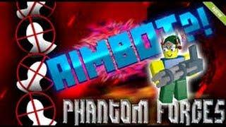 Roblox phantom forces aimbot op!!!