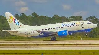 (4K) Afternoon Departures at Orlando International Airport