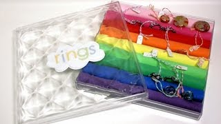 Diy Ring Display