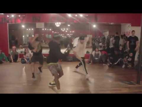 Nicki Minaj - SHANGHAI | Cameron Lee Choreography