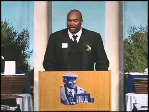 Will Shields 2010 Walter Camp Football Foundation Man of the Year Award.mp4