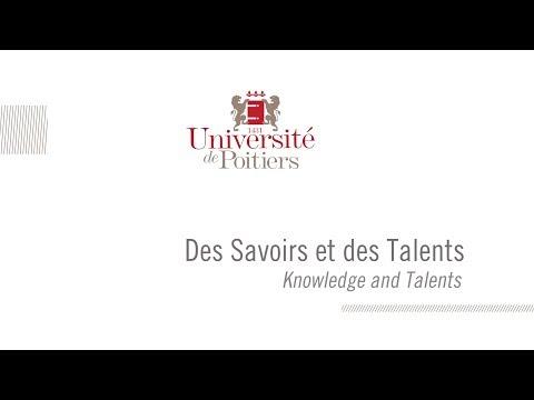 Film de présentation de l'Université de Poitiers