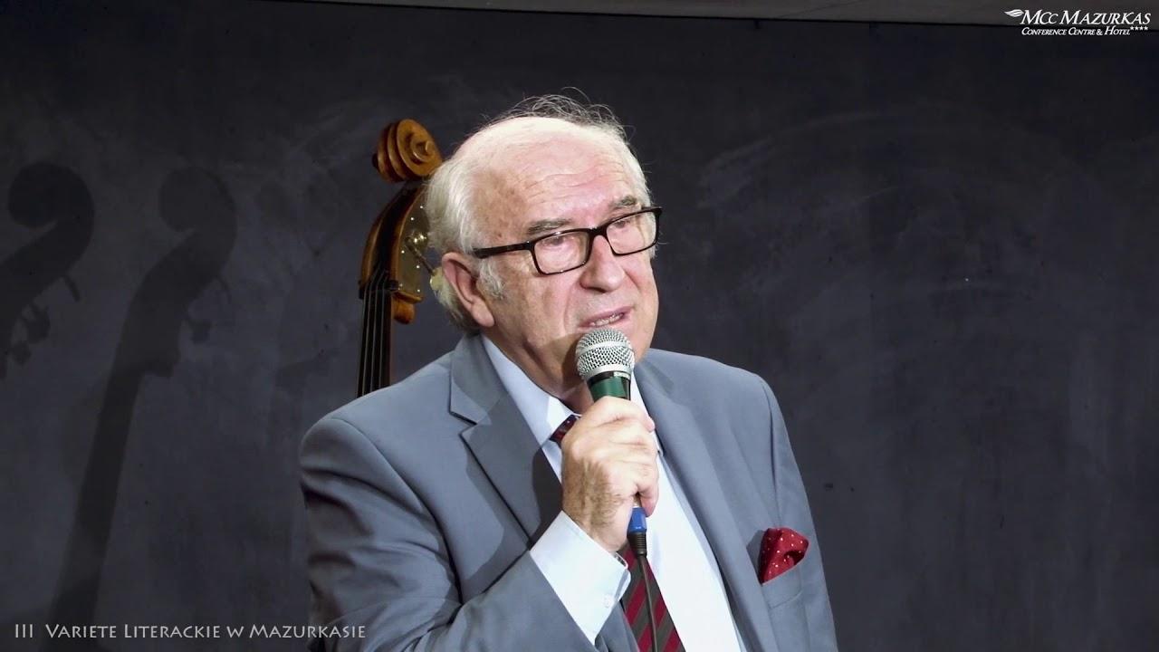 Variete literackie 3 w Mazurkasie - Andrzej Bartkowski - wiersz -Marek Majewski - gitara
