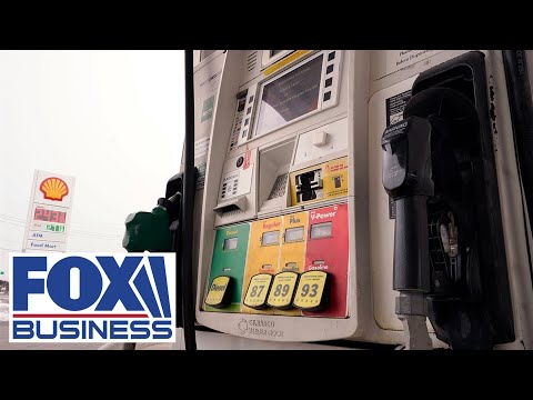Former Shell Oil president: Biden's policies are responsible for skyrocketing gas prices