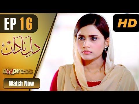 Dil E Nadaan - Episode 16 - Express Entertainment Drama
