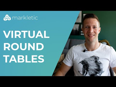 To Host A Virtual Roundtable Discussion, Meaning Of Round Table Conference