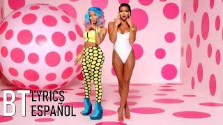 Nicki Minaj - The Boys ft. Cassie (Lyrics + Sub Español) Video Official