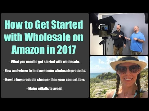 How to Get Started with Wholesale on Amazon with Daniel Mead