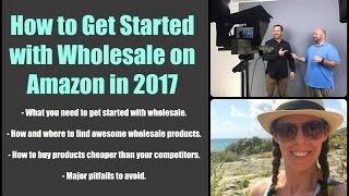 How to Get Started with Wholesale on Amazon with Daniel Meadors & Eric Lambert