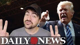 Liberal Redneck: Donald Trump supporters are