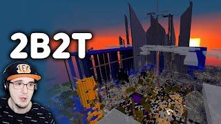 2B2T - Истории Анархии в Minecraft ► Майнкрафт БУЛДЖАТь  | Реакция