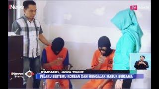 Mabuk Lem, 3 Anak Punk Perkosa Gadis SMP di Jombang - iNews Siang 20/02