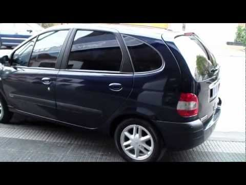 renault scenic 1 9 dti luxe 2008 garage chivilcoy youtube. Black Bedroom Furniture Sets. Home Design Ideas