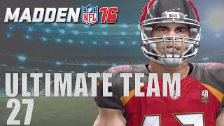 Madden 16 Ultimate Team - Show Goes On Ep.27