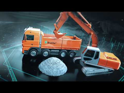 Corporate video animation for mining industry - 3d motion graphics