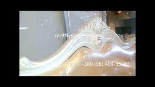 Белые спальни классика. Спальня 839(Подробнее о товаре на страницах интернет-магазина мебели