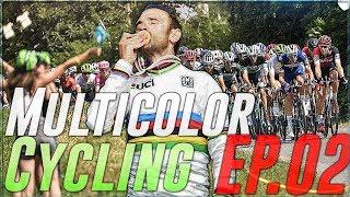 TOUR DE FRANCE 2018 | MULTICOLOR CYCLING : VALVERDE AU FORCEPS !!! #2
