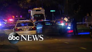 Manhunt on in Tampa after 3 slayings in 11 days