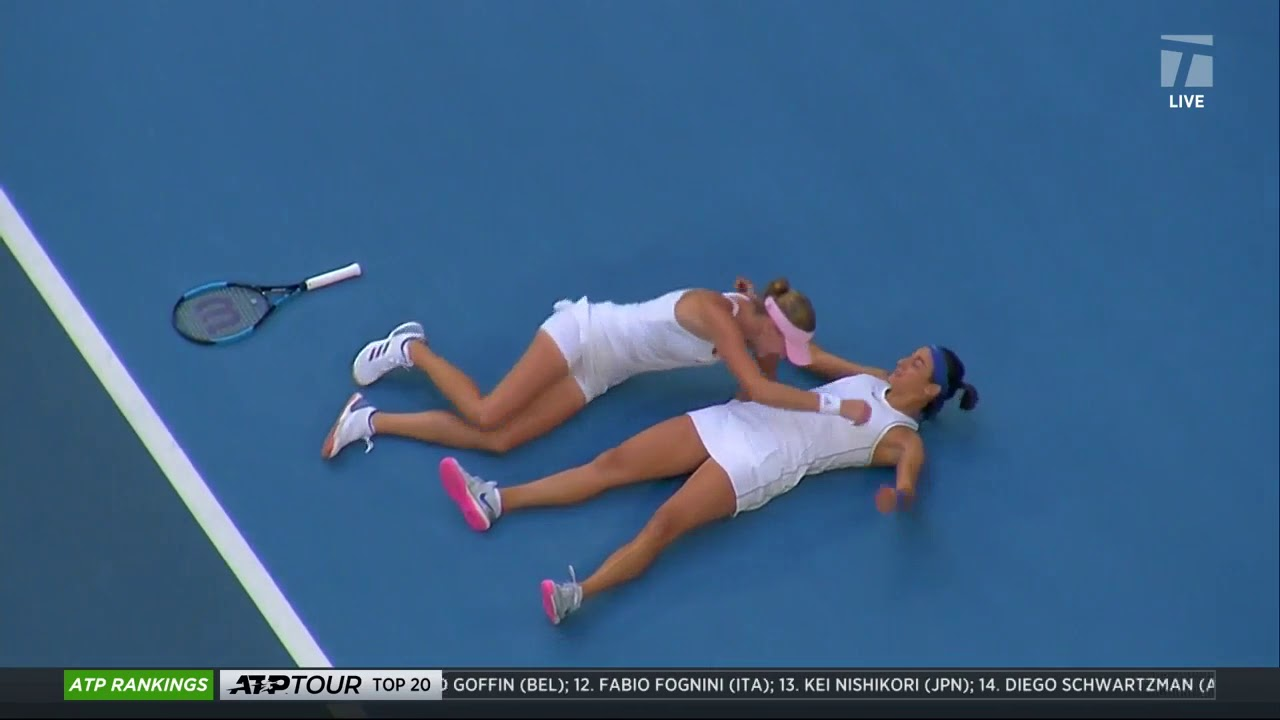Tennis Channel Live: France Defeats Australia, Captures 2019 Fed Cup Title
