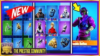 NEW Fortnite v8.10: LEAKED ''Upgraded Reflex Skin'' | ALL NEW SKINS, GLIDERS, BACKBLINGS, PICKAXES!