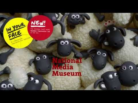 Aardman Expression Lab at the National Media Museum