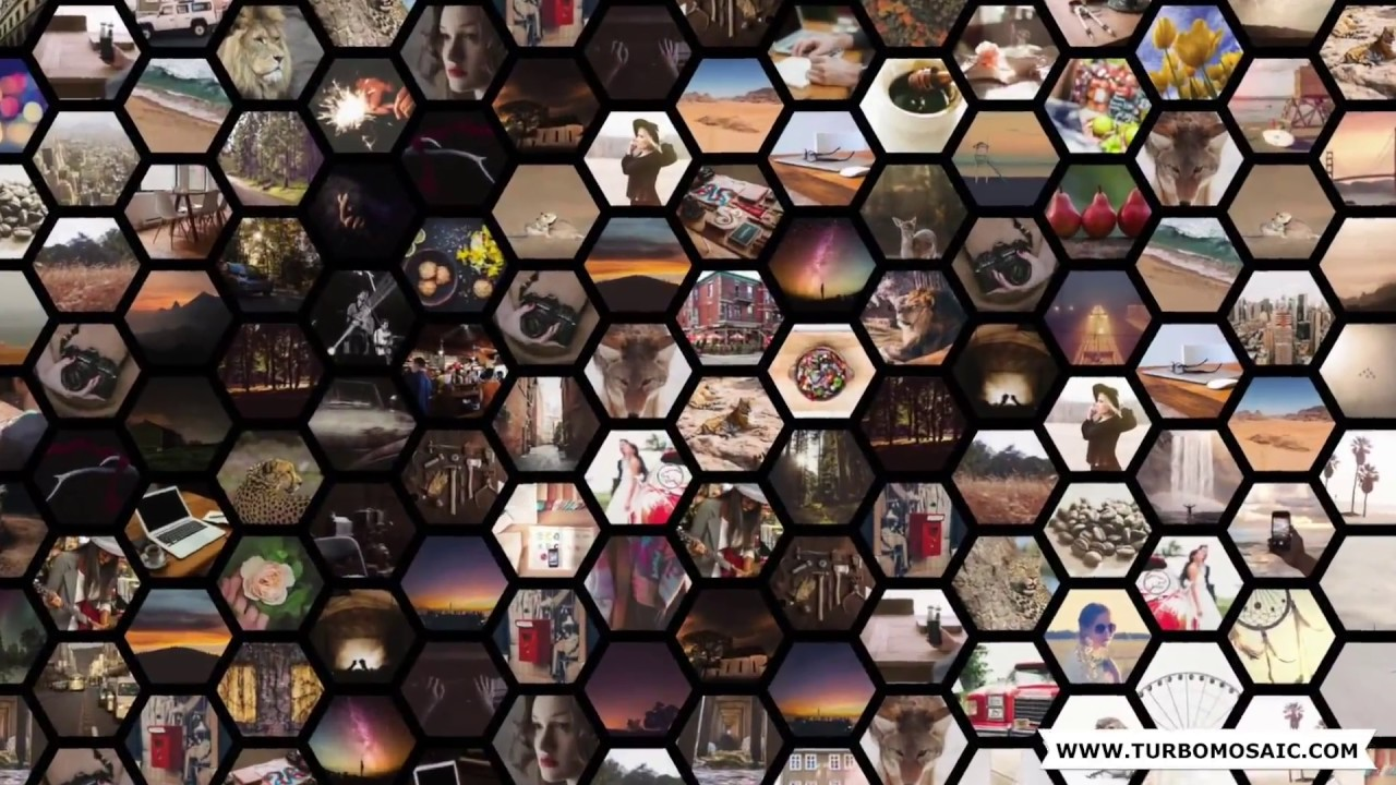 TurboMosaic - Best Photo Mosaic Software for Mac & PC