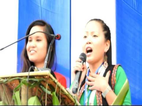 Inauguration of Siang District Pangin 1