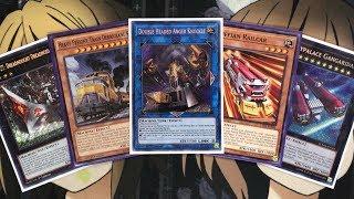 My Trains XYZ Yugioh Deck Profile for Post Hero's Revenge
