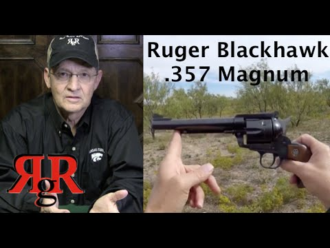 Ruger Blackhawk .357 Magnum Review