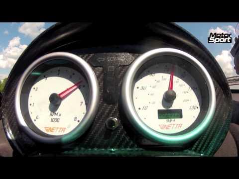 0-200 km/h : Ginetta G40R (Motorsport)